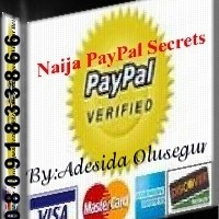 "Finally Launched For FREE HERE!My ""Naija PayPal SECRETS"" EBOOK"