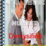 Step By Step Guide On How To Easily Get Your Own USA Phone Number(s) Even Without Paying A Penny