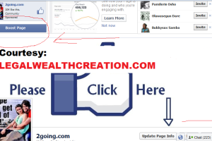 PART 1:How To Receive Free Money From FACEBOOK Into Your Payoneer Mastercard PLUS…