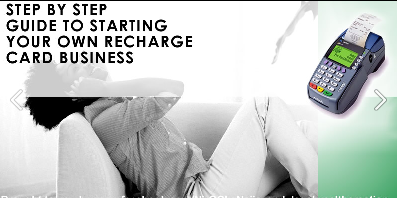Recharge Card Business